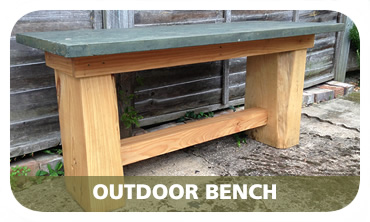 Cottenham Sawmills Ltd Outdoor Bench