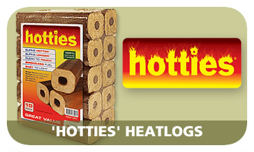 Cottenham Sawmills Ltd Hotties heatlogs