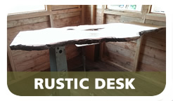 Cottenham Sawmills Ltd rustic desk