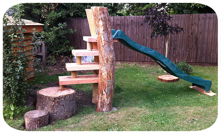 bespoke garden slide— click picture to return to gallery