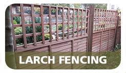 Cottenham Sawmills Ltd Larch Fencing