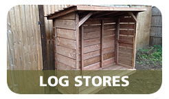 Cottenham Sawmills Ltd Log-lap Sheds