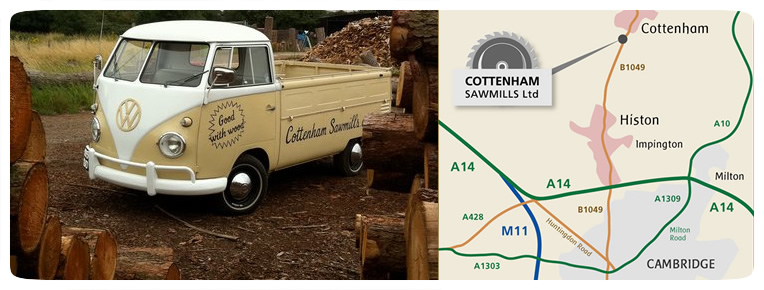 Cottenham Sawmills Ltd image