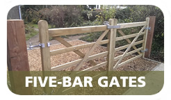 Cottenham Sawmills Ltd Five-bar gate