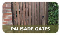 Cottenham Sawmills Ltd Palisade gate