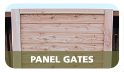 Cottenham Sawmills Ltd Panel gate