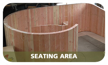 Cottenham Sawmills Ltd Seating Area